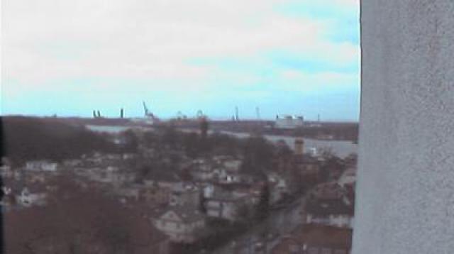 Panorama miasta - Świnoujście
